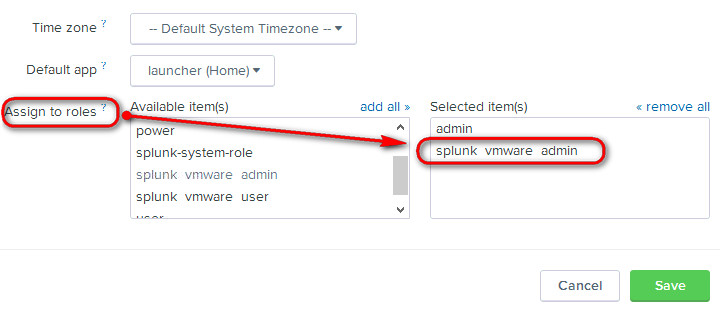 Splunk Enterprise and VMware & NetApp monitoring