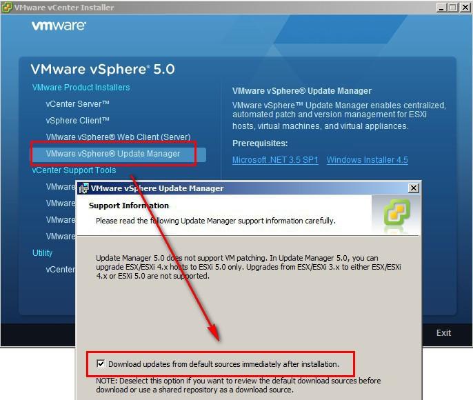 Upgrade VMware vSphere 5 0 to VMware vSphere 5 5